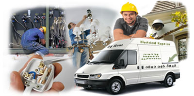 Northwood electricians